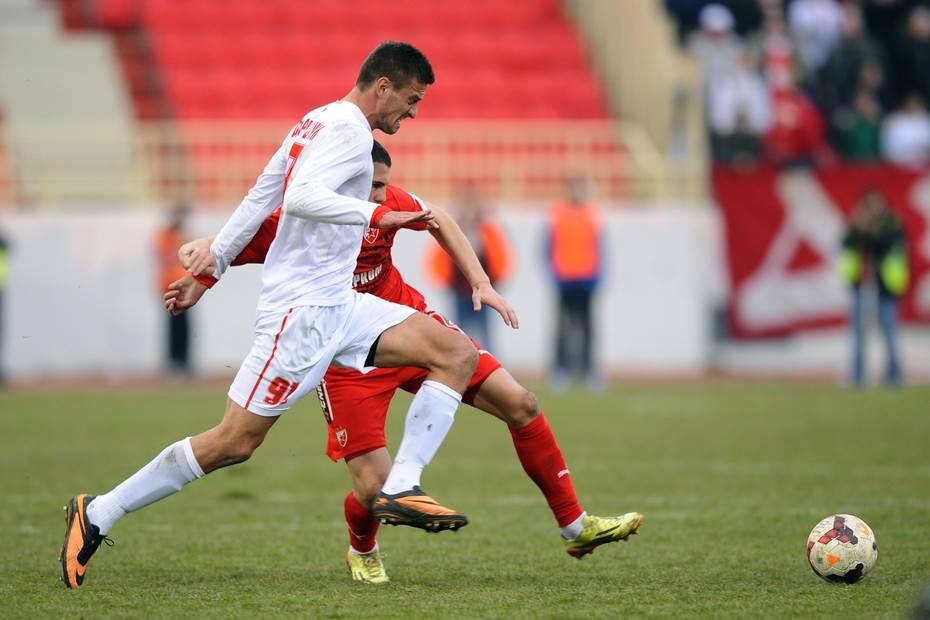 Nikola Asceric, Nikola Ašćerić, Radnički Niš, Radnicki Nis