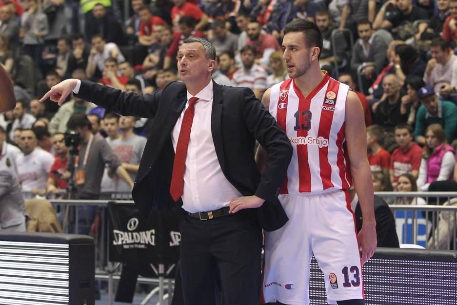 Jović: Nadam se da ću igrati Kup