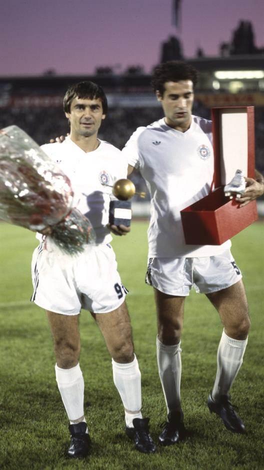 Prešao je u Galeniku 1981, u dogovoru sa Partizanom, kako bi u Humsku došao Dragan Mance. Poslednji, 1.301 prvi gol u karijeri postigao je na svojoj 1.359. utakmici, u dresu Galenike protiv Budućnosti.