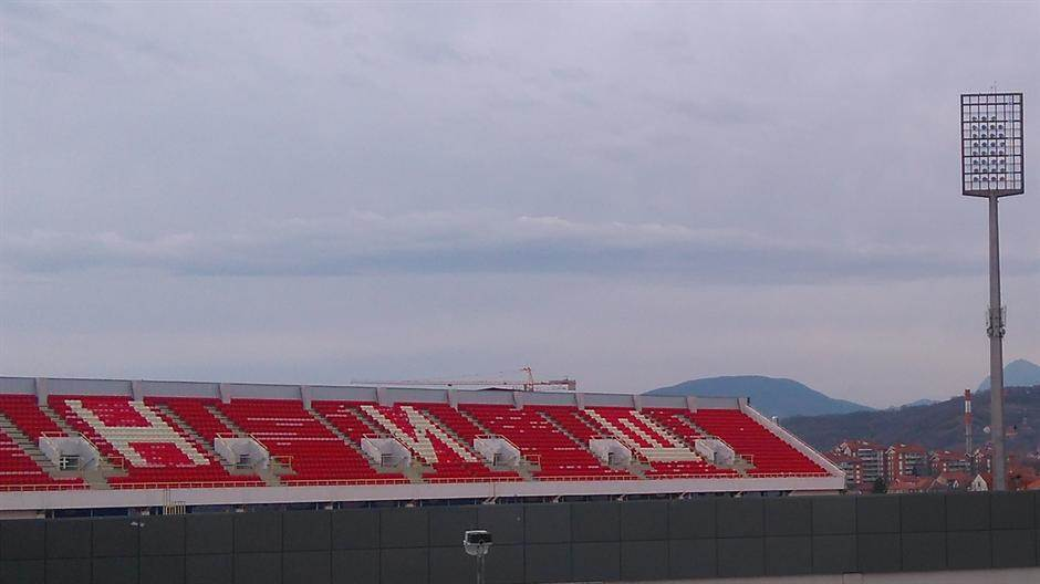 Niš, Nis, Čair, Cair, stadion Cair