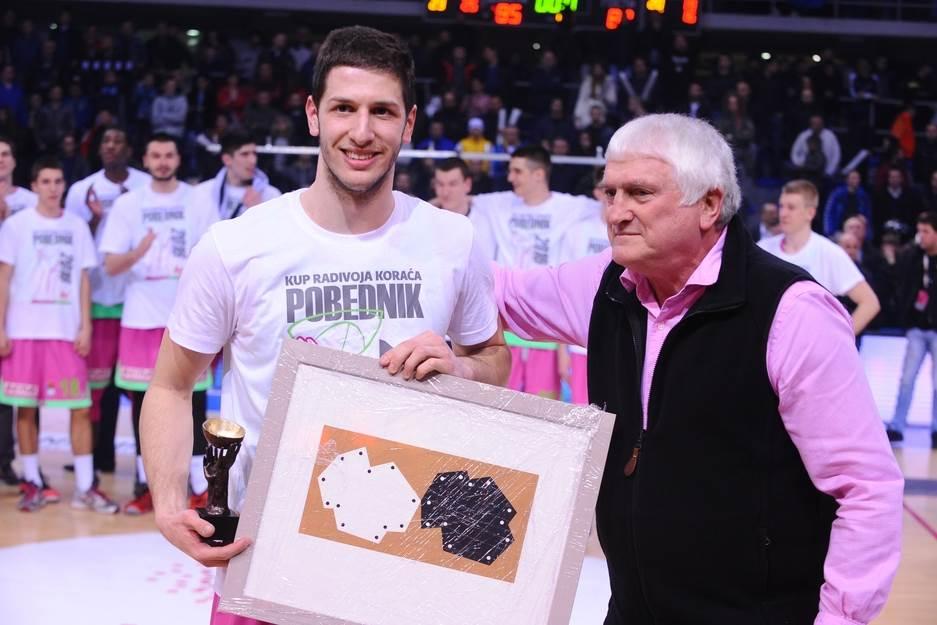 """Nikola """"MVP"""" Ivanović: Ponosni!"""