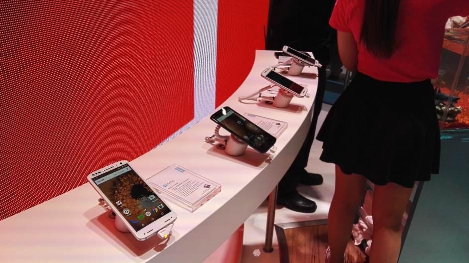 Lenovo, Motorola, MWC, MWC16, Lenovo Srbija