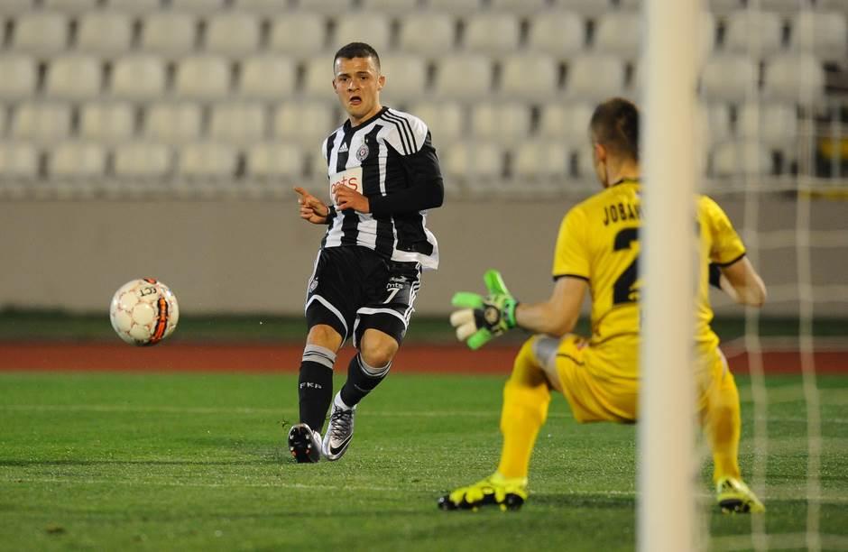 I Partizan u polufinalu!
