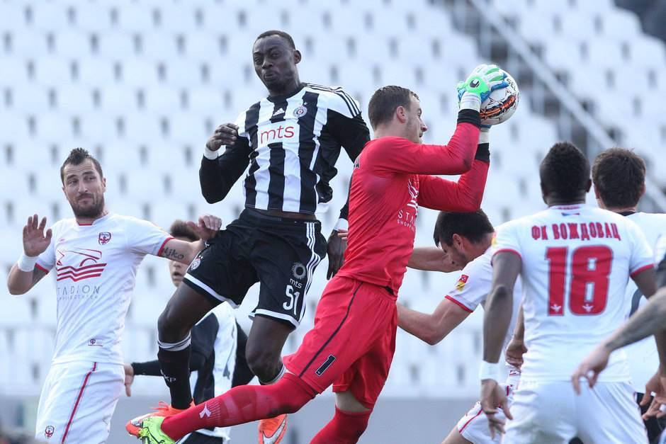 """""""Dominatore"""", vreme je da ti Partizan kaže zbogom!"""