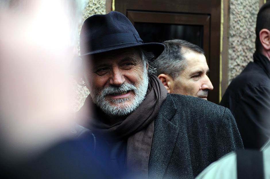 Uhapšen Rade Šerbedžija?
