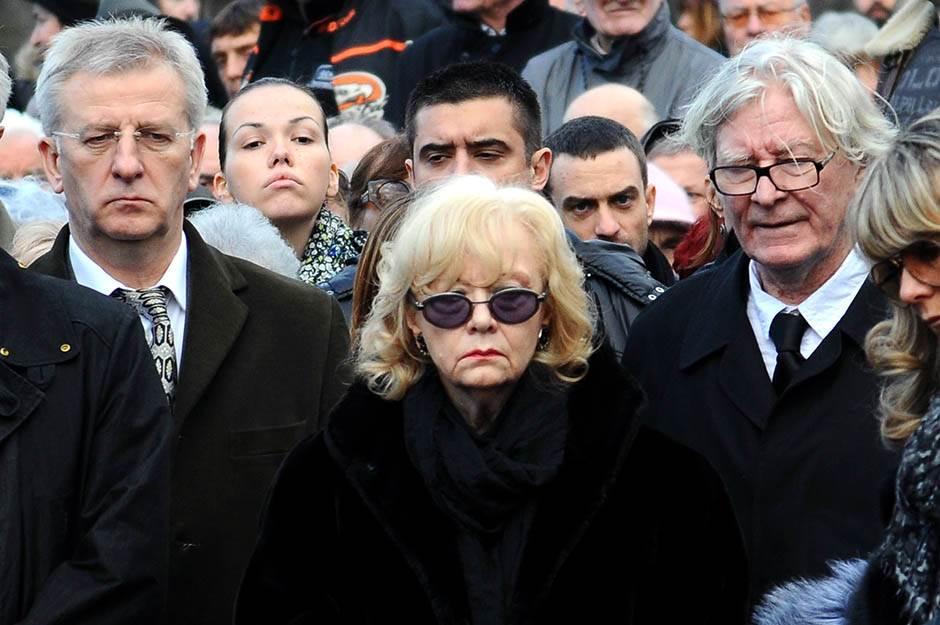 Napustila nas je diva, Milena Dravić