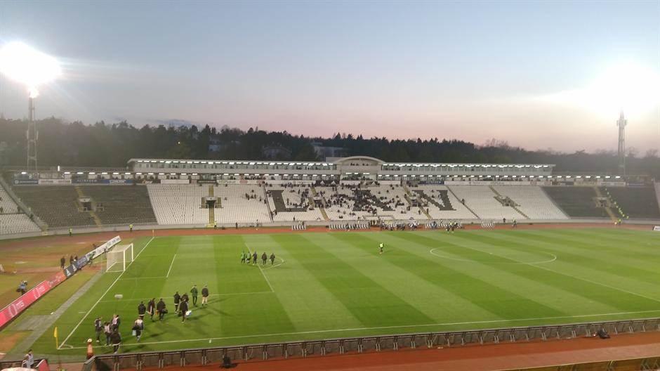 Partizan-Napredak-UZIVO