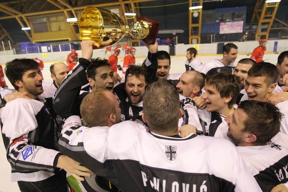 Hokej, Partizan
