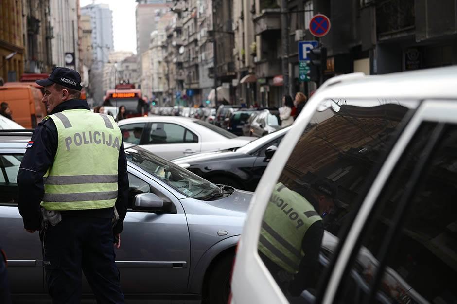 policija, saobraćaj, gužva, zastoj, blokada, bomba, beograd, takovska, petković, poslastičarnica, policija, samoubistvo,