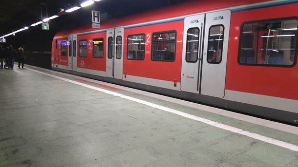 aerodrom putnici voz frankfurt železnice železnica