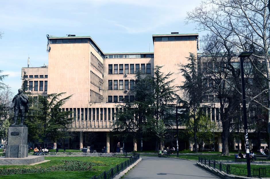 pmf, prirodno matematički fakultet, fakulteti, zgrada, studenti, studentski, student