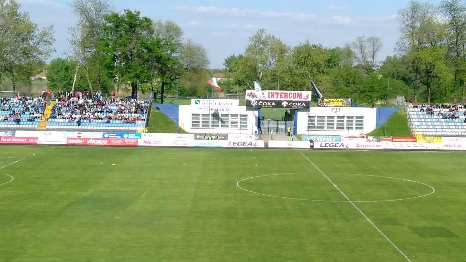Spartak, stadion Spartaka