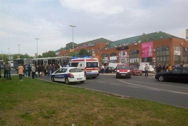 udes sudar nesreća hitna vidikovac policija