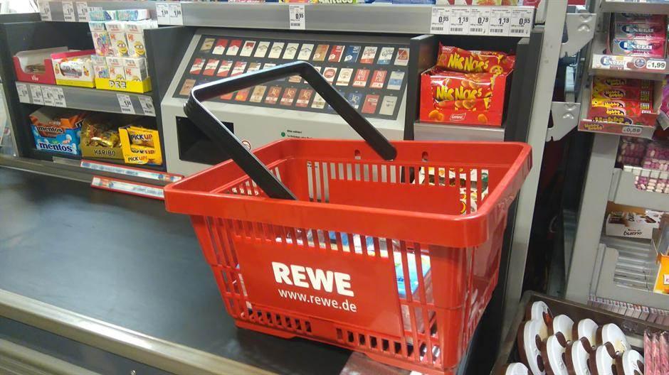 rewe reve prodavnica korpa potrošači cene plate proizvod proizvodi