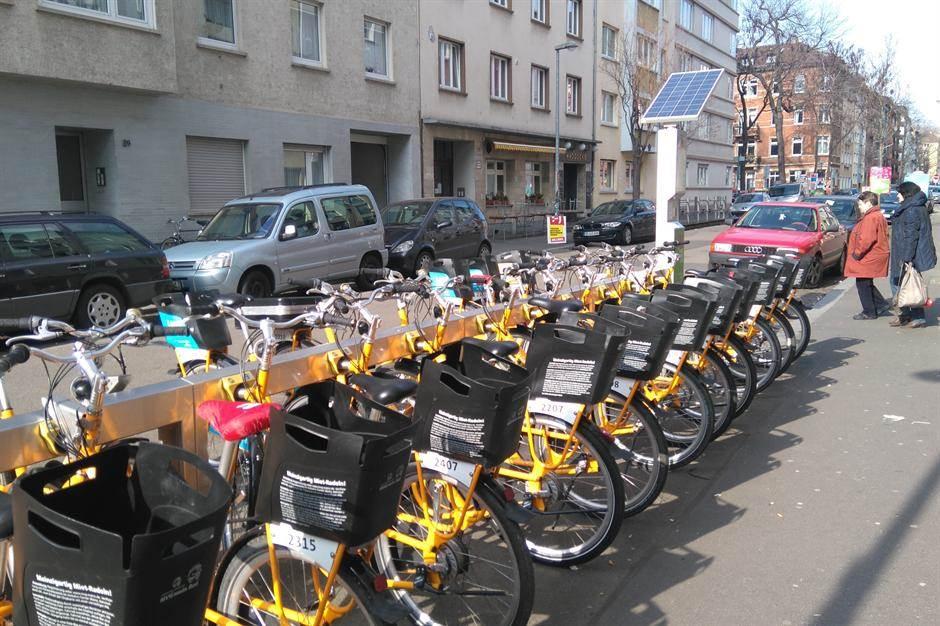 nemačka bicikla bicikle bicikl solarna energija ekologija životna sredina