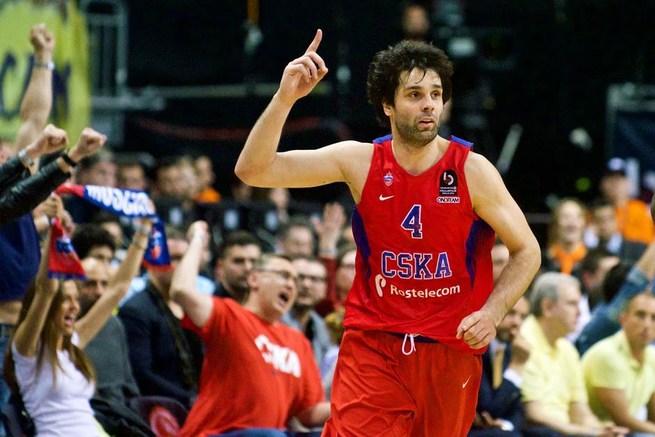 """Teo: """"Repete"""" sa CSKA, zlato sa Srbijom, pa NBA"""