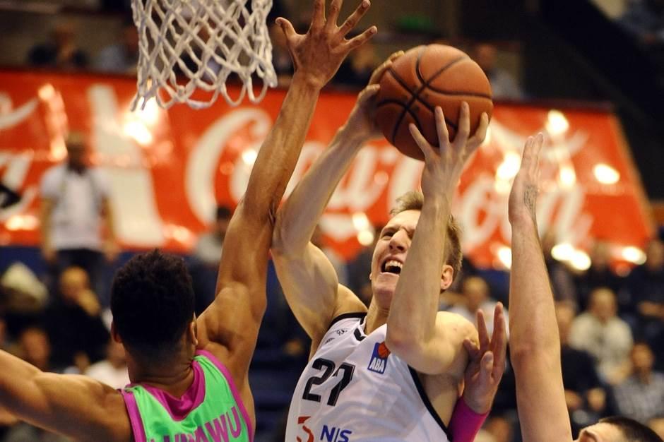 Adin Vrabac Partizan Mega