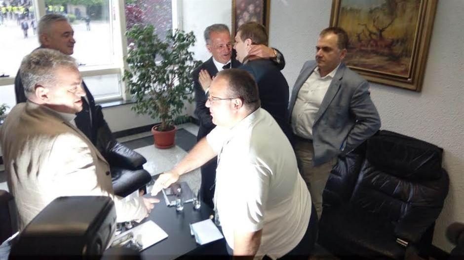 Nenad Bjeković, Miloš Vazura, Vladimir Vuletić