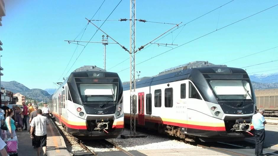 Voz željeznica stanica