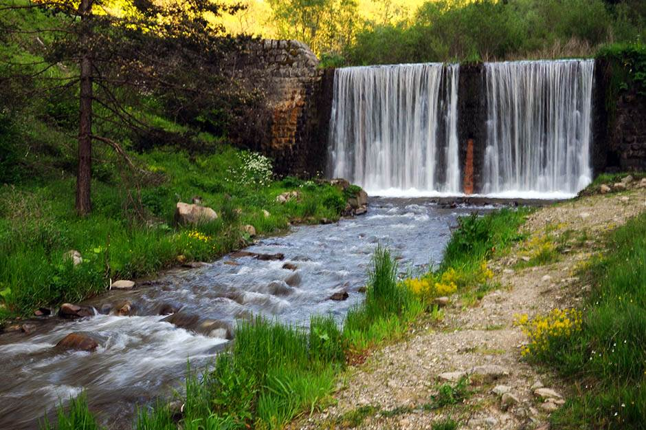 Vodopadi na Vlasini