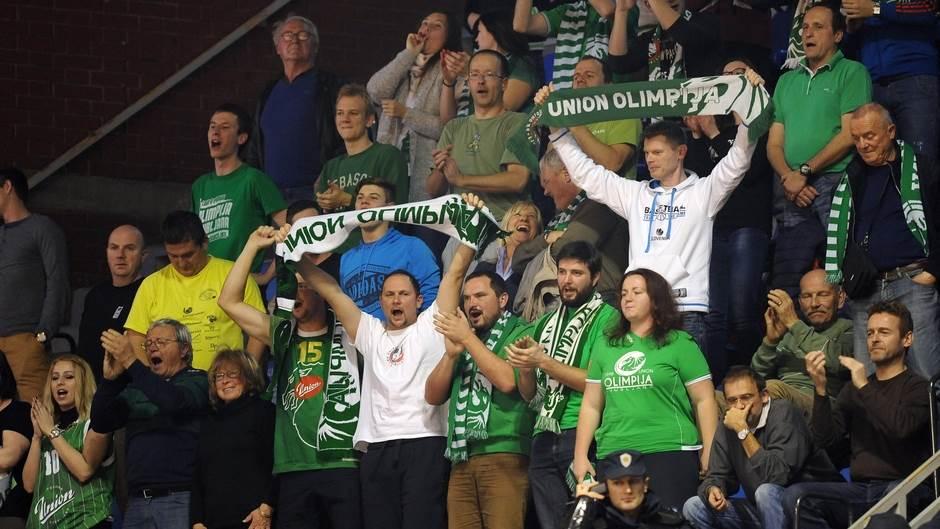 Olimpija u Evrokupu