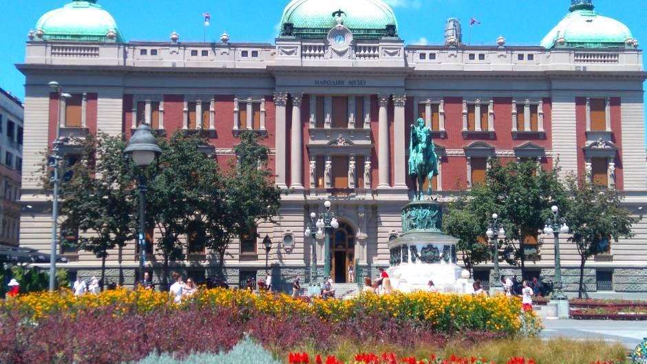 Narodni muzej, muzej, muzeji, Narodni muzej u Beogradu, Trg Republike