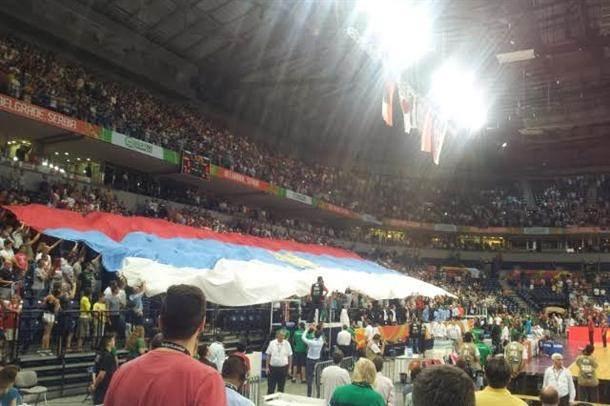 Arena orlovi zastava