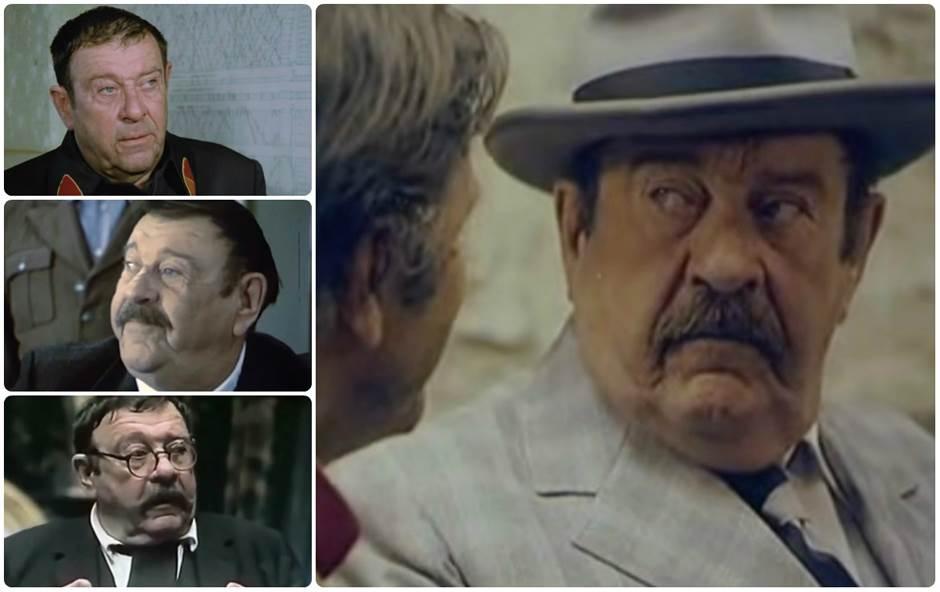 Pavle Vuisić - glumačka gromada