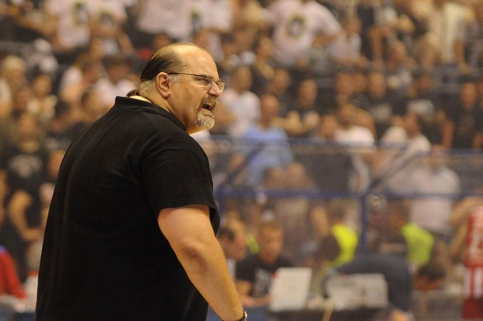 Aleksandar Džikić KK Partizan