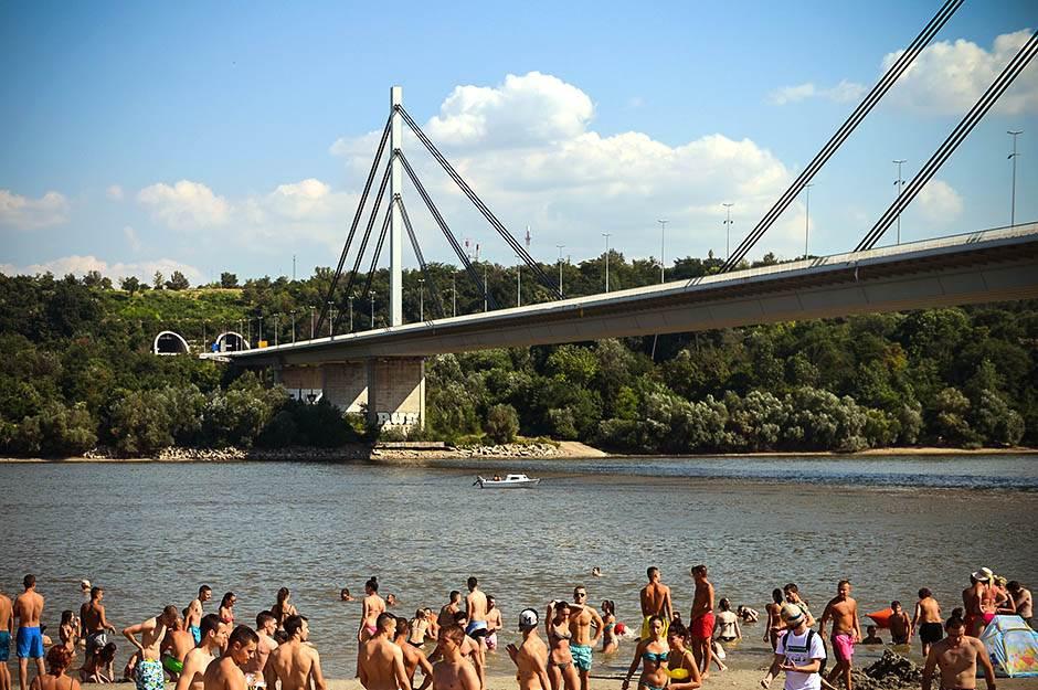 novosadski most, mostovi, most novi sad, most u novom sadu, štrand, dunav, novi sad