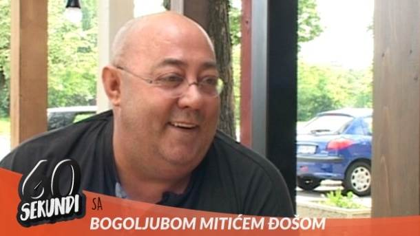 Đoša, Bogoljub Mitić, 60 sekundi, mondo tv