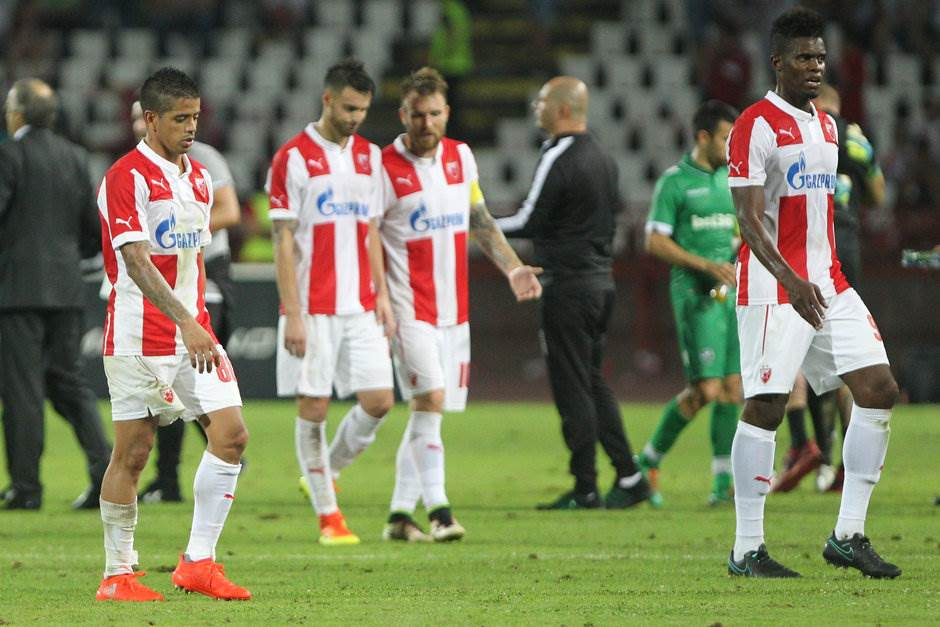 Zvezda nije Liga šampiona!