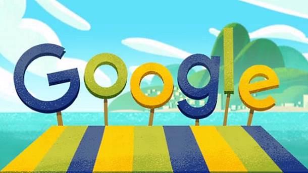 Google, Rio, Google Rio, Gugl, Doodle, Google Doodle