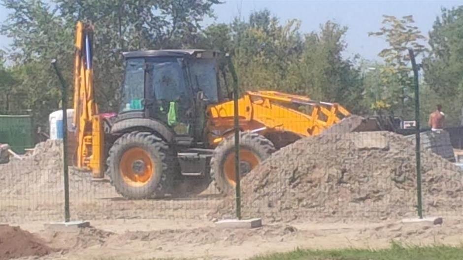 Ukinuta presuda fudbaleru za gradnju akva parka