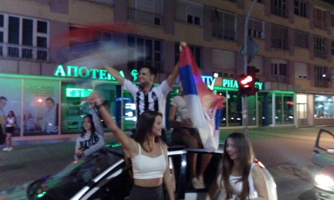 SRBIJA JE OLIMPIJSKI ŠAMPION!!!