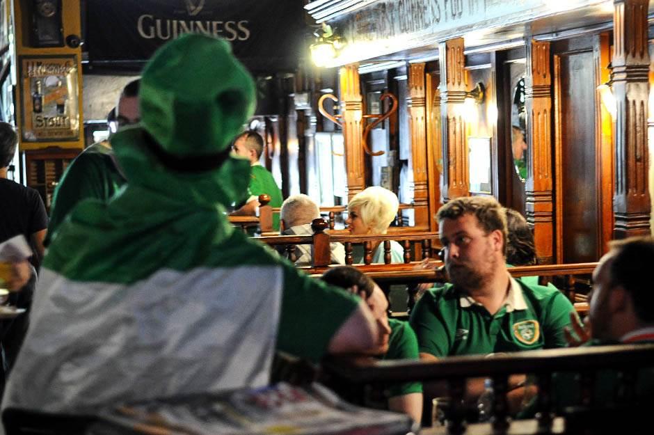 Irska bez podela – samo u fudbalu