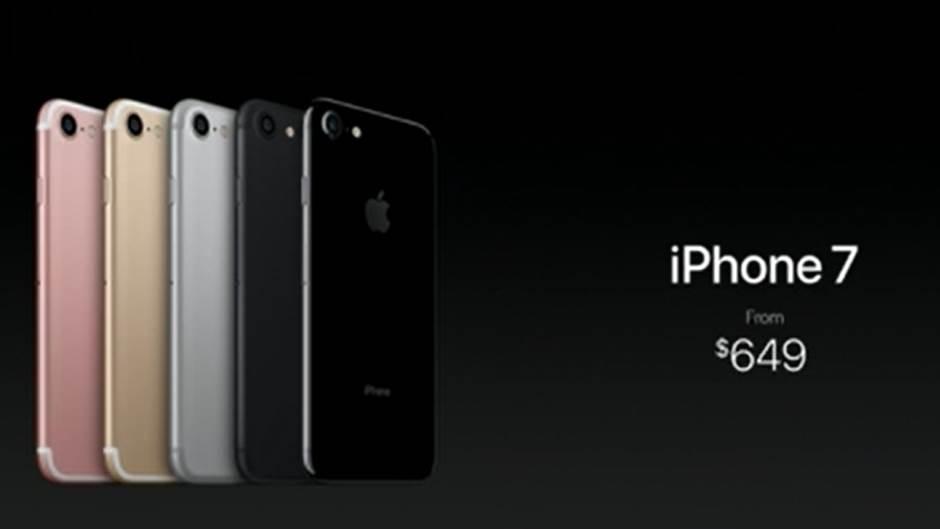 iPhone 7 u Srbiji: Kad i po kojoj ceni?