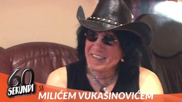 Milić Vukašinović, 60 sekundi, mondo tv