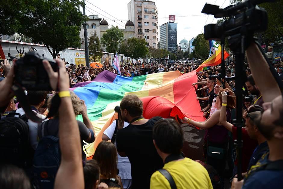 Već zakazali novu Paradu ponosa
