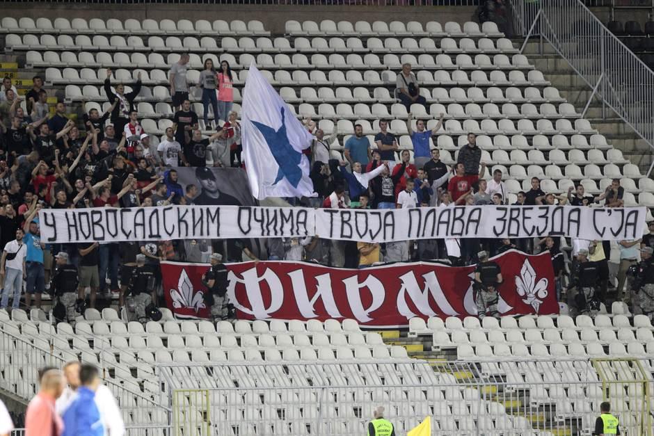 Vojvodina, navijači Vojvodine, Firma, novosadska firma, FK Vojvodina