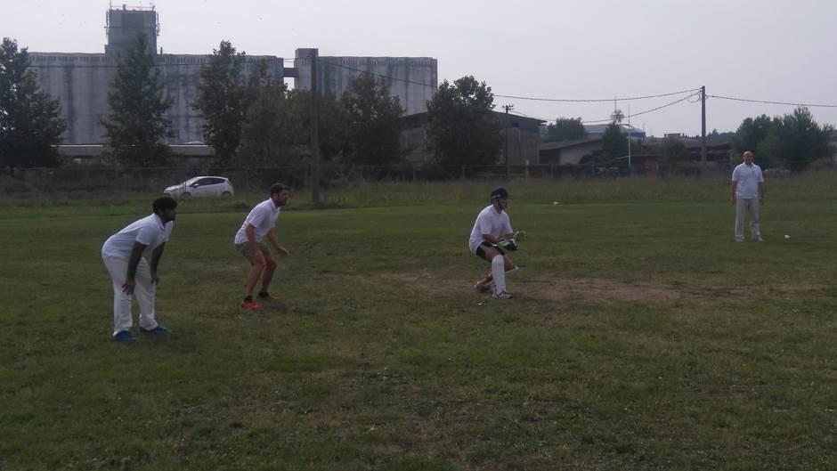 Probao sam da razumem kriket. Nisam uspeo