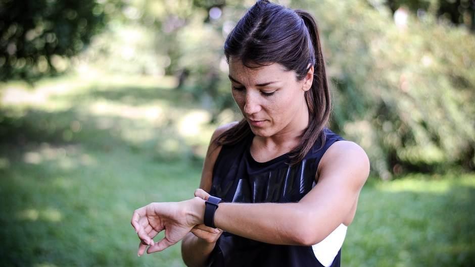 Marija, Atanasković, Fitnes, Fitness, Samsung, Gear Fit2, Sat, Smart watch, Pametni sat