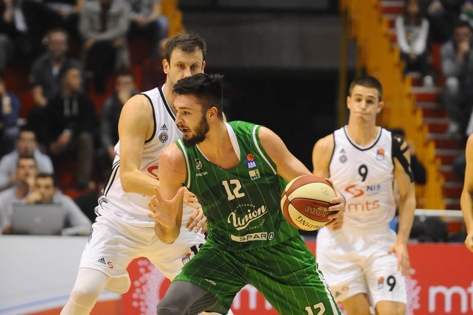 Partizan Olimpija Nikola Janković