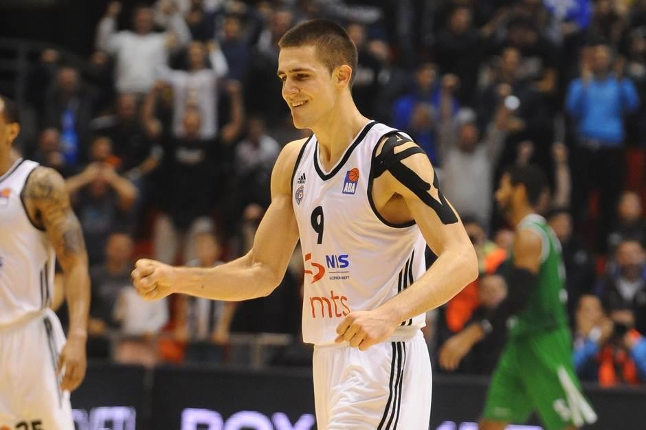 Vanja Marinković KK Partizan
