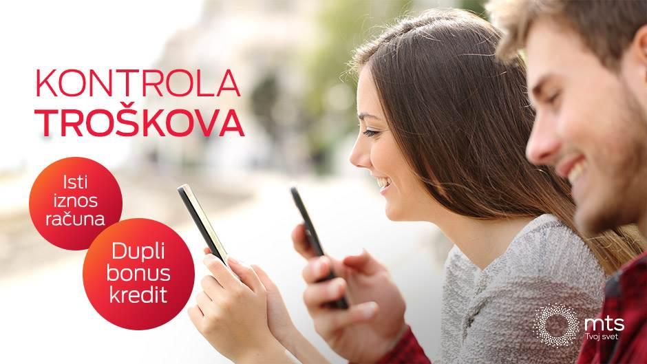 Kako da račun za mobilni uvek bude isti