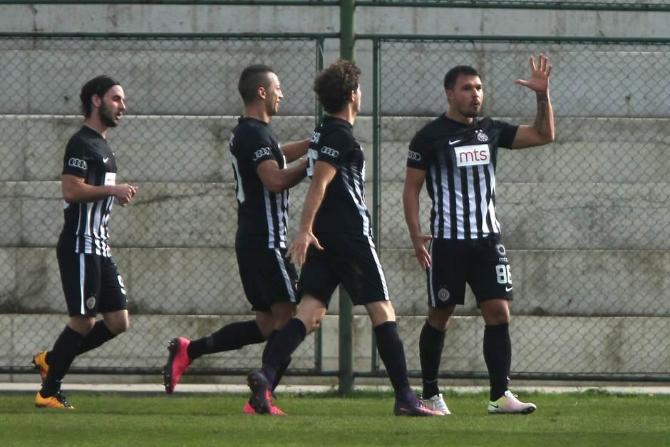 Božinov i Partizan - KRAJ!