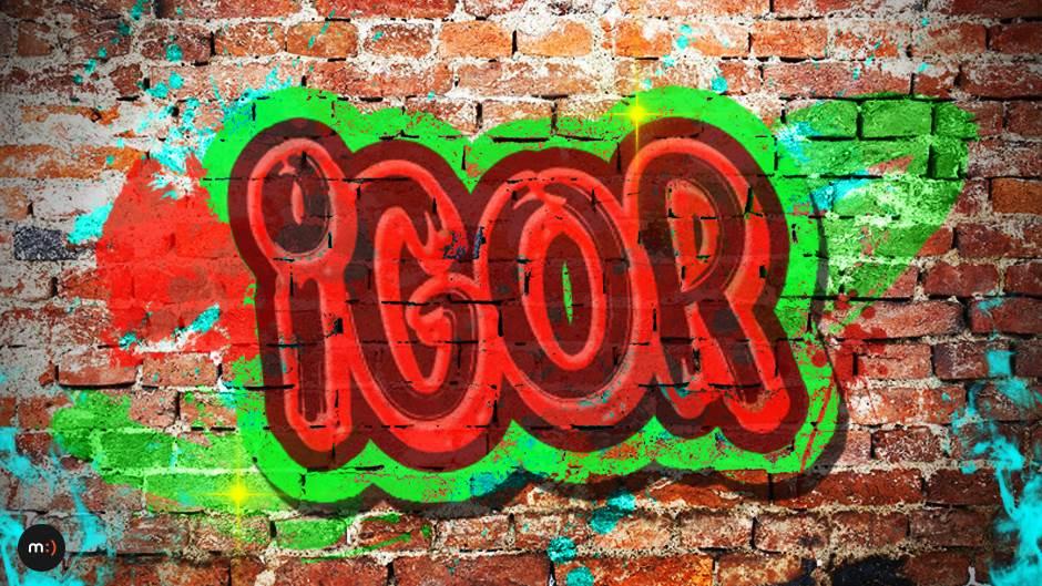 Šta znači tvoje ime: IGOR