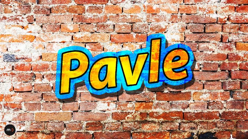ime, imena, muška imena, muško ime, Pavle