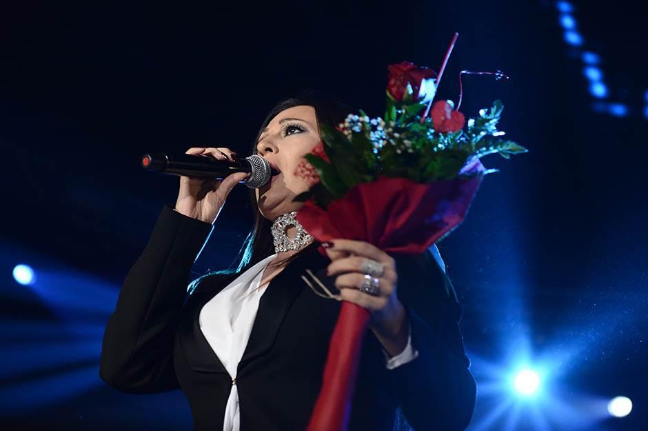 Najavila koncert na Ušću!