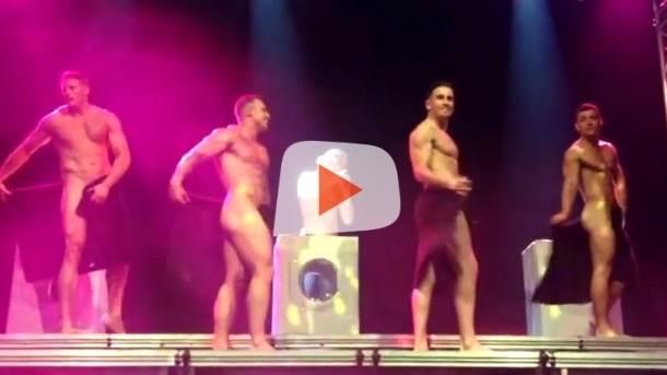 striptiz, muškarci, mondo tv